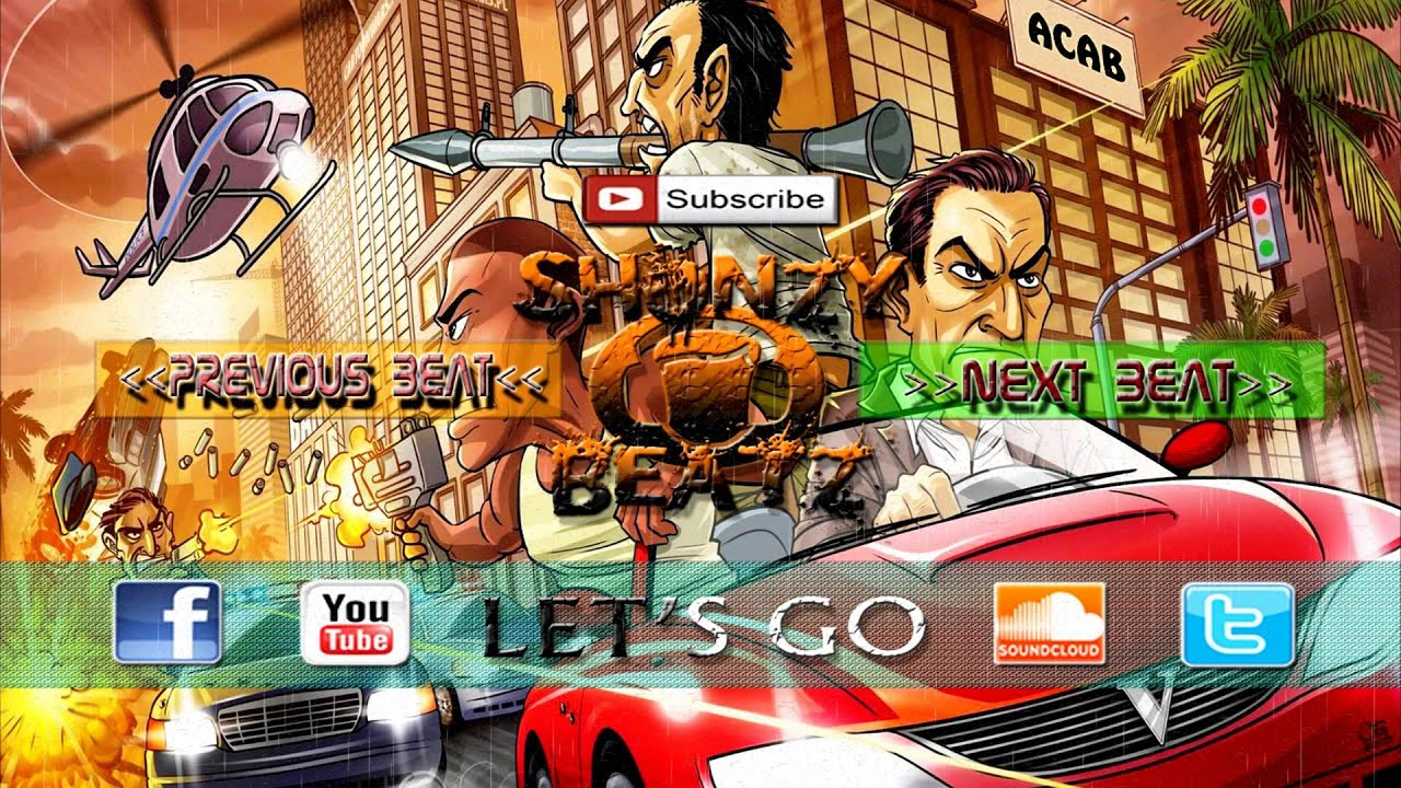 West Coast G-Funk Rap Beat ''LET'S GO'' 2015