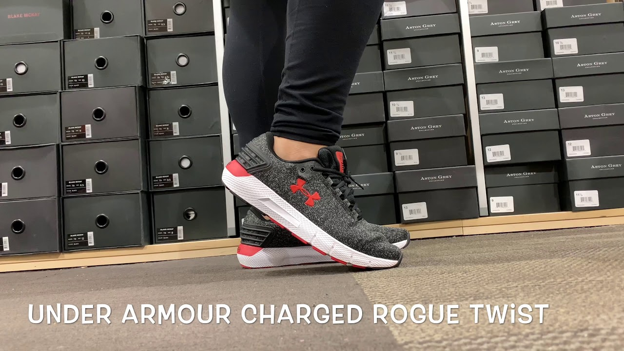 Under Armour Charged Rogue Twist is