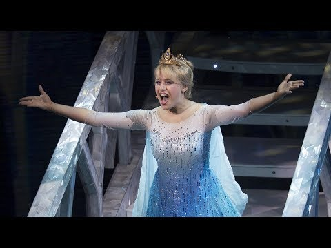 4K FROZEN Live at the Hyperion Full Show Disney California A