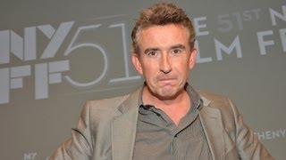 "NYFF51: Steve Coogan | ""Alan Partridge"" Press Conference"