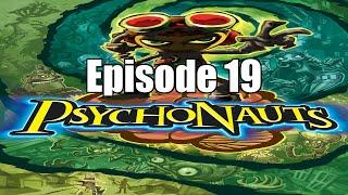 Psychonauts: Episode 19- A  nice normal neighborhood
