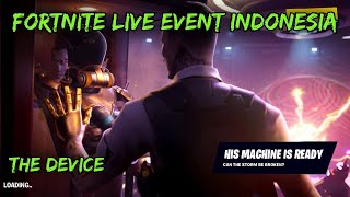 Fortnite Live Event Indonesia - The Device