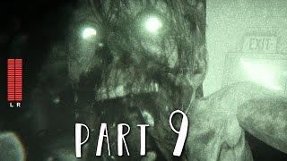 OUTLAST 2 Walkthrough Gameplay Part 9 - Inner Demon (Outlast II)