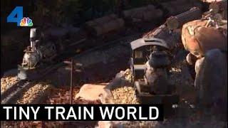 An Amazing Model Train World is in Riverside | NBCLA