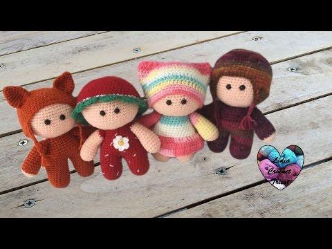 Muñeco YoYo Limón Amigurumi | Bonecas de crochê, Bonecas ... | 360x480