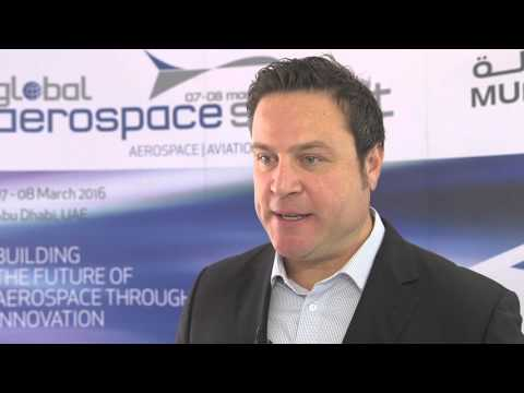 @ Dubai Air Show: Interview With Samer Halawi [Thuraya Telecommunications Company]