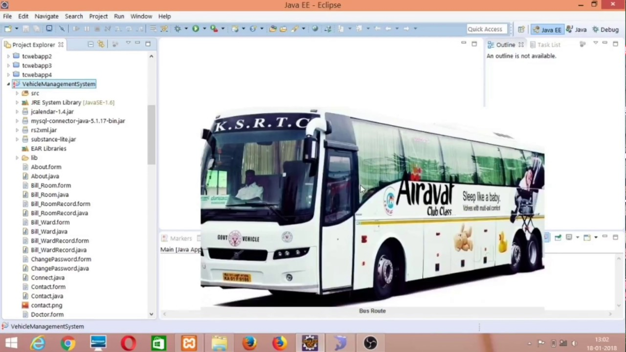 Transport Management System Dbms Mini Project Youtube