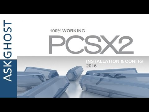 PCSX2 1.4.0-COMPLETE INSTALLATION & CONFIG(BIOS+PLUGIN+GAMEPAD) FOR PC 2016[100%WORKING](PS2)