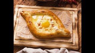 Кулинария-Хачапури по-аджарски