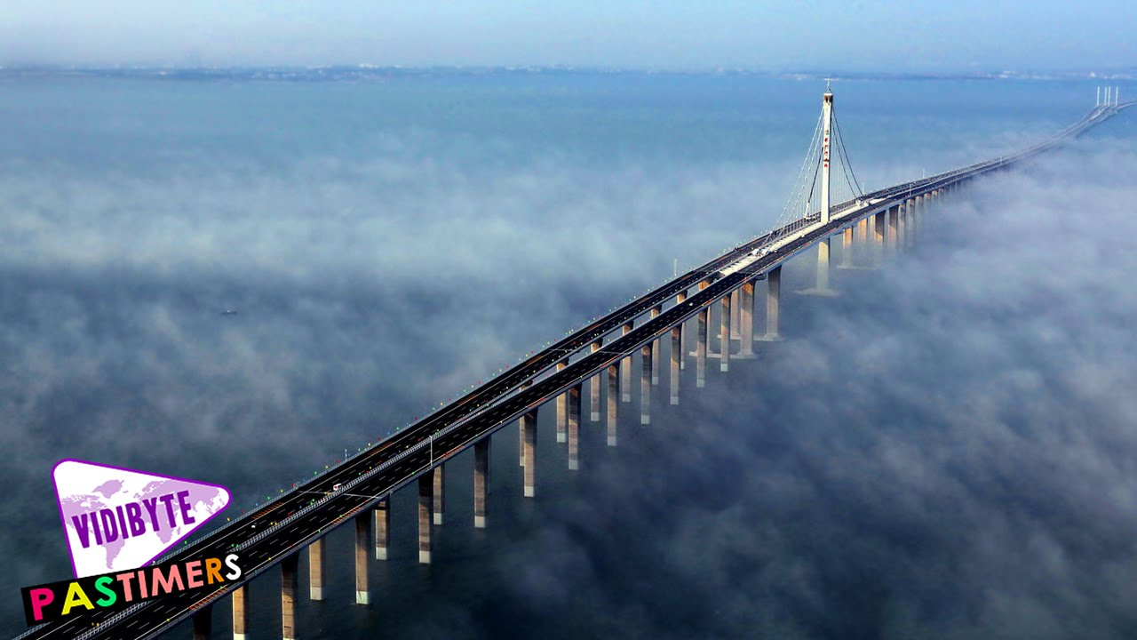Top Longest Bridges In America Pastimers YouTube - Longest bridge in the usa