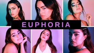 Download ALL OF MADDY'S ICONIC MAKEUP LOOKS FROM EUPHORIA Mp3 and Videos