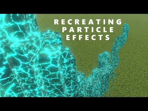 Recreating Particle Effects with Game Objects in Unity 3D