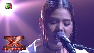ซินธ์ ภัทรภร | ร้องไห้ง่ายง่ายกับเรื่องเดิมเดิม | The X Factor Thailand