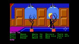Maniac Mansion LongPlay