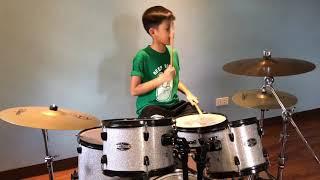 Thunder - Imagine Dragons (drum cover) Video