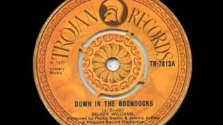DELROY WILLIAMS-Down In The Boondocks