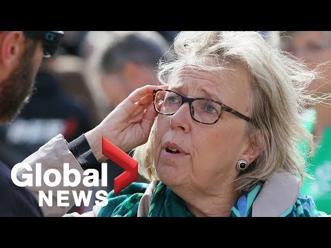 Canada Election: Green Party Hopes To Build On Momentum In Atlantic Canada