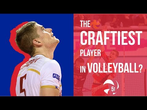 The Craftiest Player In Volleyball?