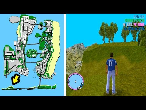 10 Things REMOVED From GTA Vice City!