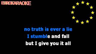 Barbra Streisand  Woman in Love   Karaoke