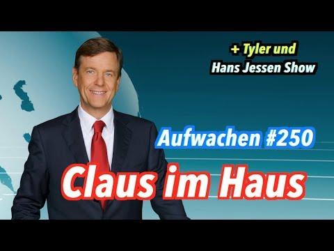 Aufwachen #250: Claus Kleber ist zu Gast + Fortpflanzung, Lobbyismus (mit Hans Jessen)
