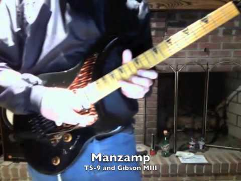 Manzamp And Gibson MIII