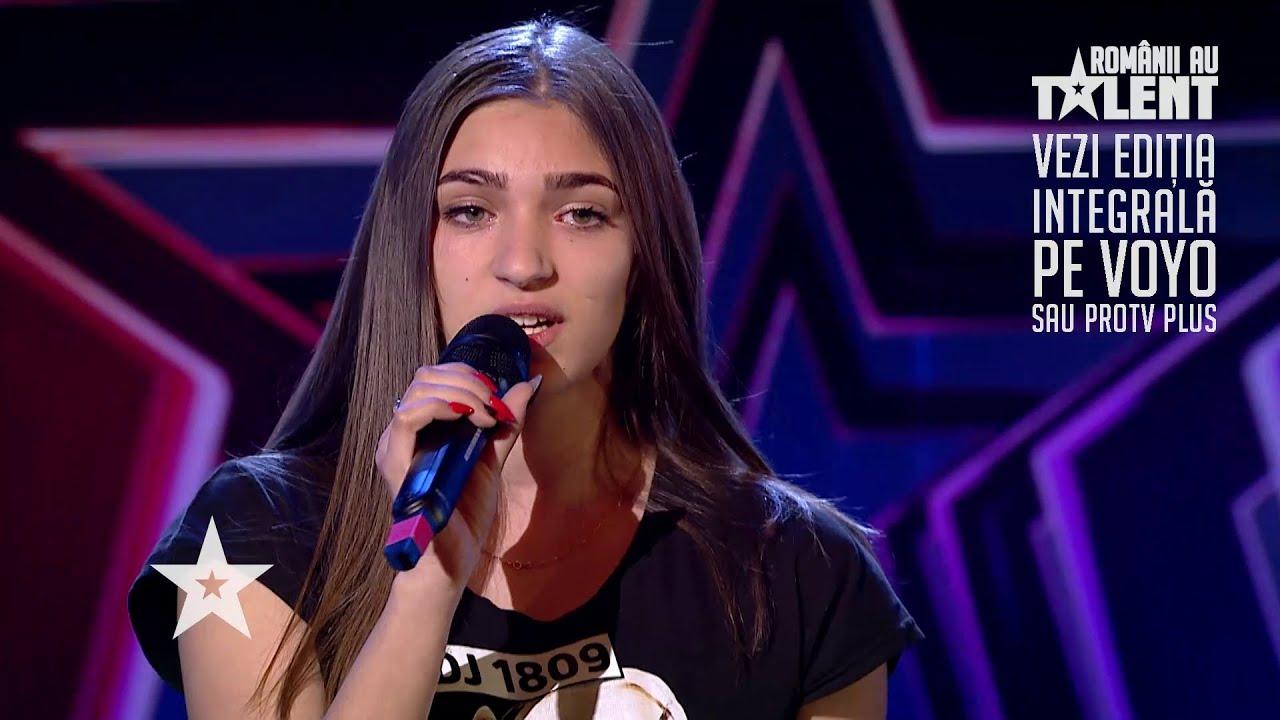 Românii au talent 2021: Gabriela Ungureanu - solist vocal