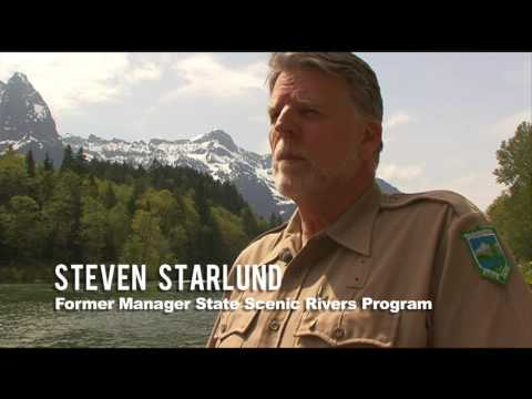 S F  Skykomish River American Rivers' 7th Most Endangered River