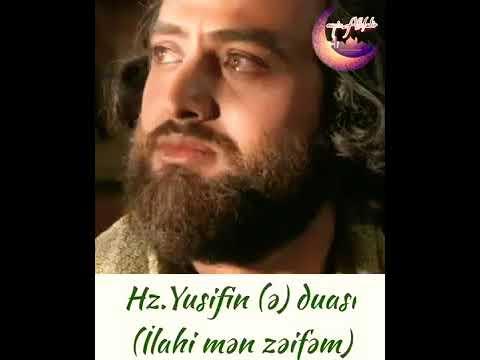 iLAHi men zeifem Hz.Yusif Whatsapp status ucun durum video Dini quran ALLAH ehli beyt namaz