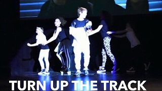 MattyB - Turn Up The Track (Live in Boston)
