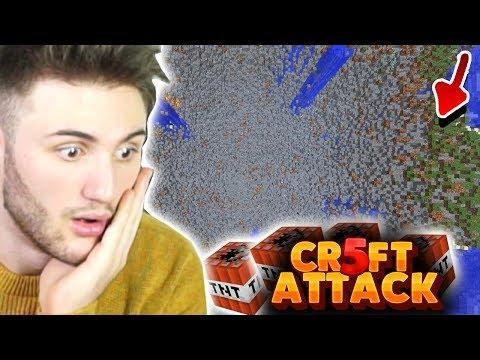 ES IST GESTERN *ETWAS* AUSGEARTET (Durch TNT) 💥 Craft Attack 5 #22