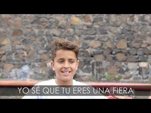 DUELE EL CORAZON - Adexe & Nau ft. Iván Troyano & JM [Lyrics] (Enrique Iglesias ft. Wisin cover)