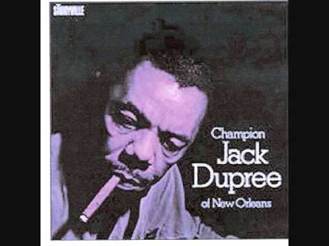 Champion Jack Dupree Drunk Again Youtube
