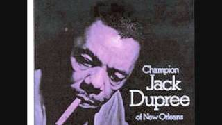 Champion Jack Dupree - Drunk Again