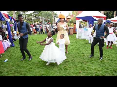 zigwembe kid (best wedding MCs 'two comical')