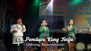 Download lagu CS PENDOPO KANG TEDJO ASMORONDONO MP3