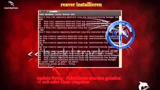 Backtrack Reaver installieren für Wlan WPS Hacking Tutorial