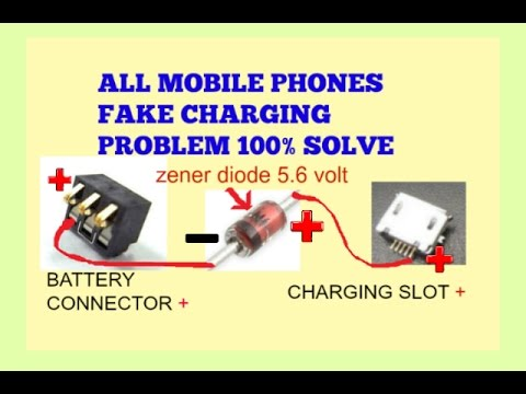 All Mobile Phones Fake Charging Problem100%Solution Part 2