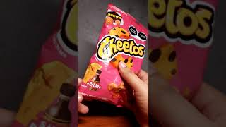 Probé los Nuevos Cheetos piedra papel o tijeras