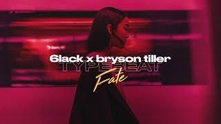 6LACK Type Beat x Bryson Tiller Type Beat - Fate | R&B Soul Instrumental