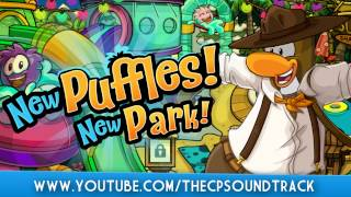 Club Penguin Music OST: Puffle Party 2014 / 2016 -  Sunshine Holiday (Igloo Music)
