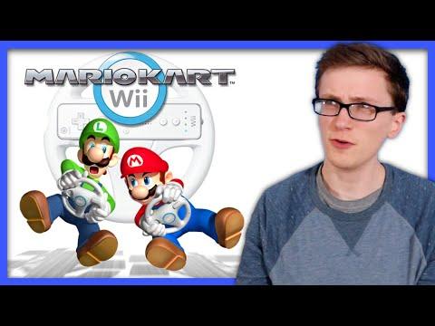 Mario Kart Wii | Motion Sickness Scott The Woz