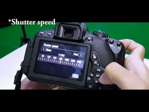 Review Camera Canon 650D