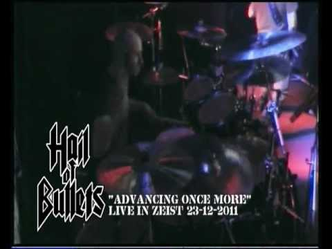 Hail of Bullets   Advancing Once More LIVE