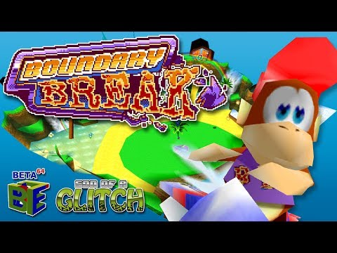 Diddy Kong Racing Glitches and Beta Secrets | Boundary Break Featuring Son of a Glitch & Beta64
