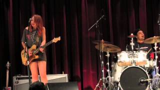 "SAMANTHA FISH BAND  ""Night Time Is The Right Time"" 3/22/13"
