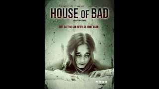 House of Bad Trailer