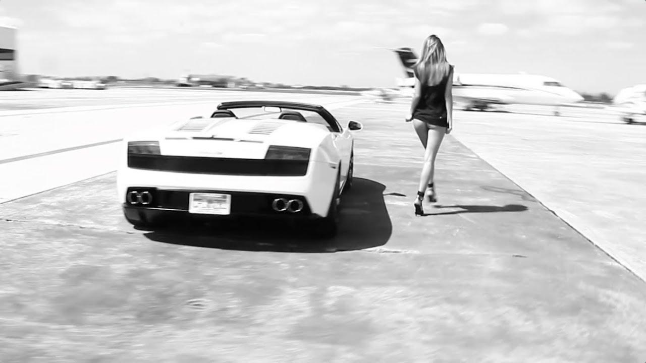 Lamborghini Girl Exotic Car Rental Miami Mph Club 174 Youtube