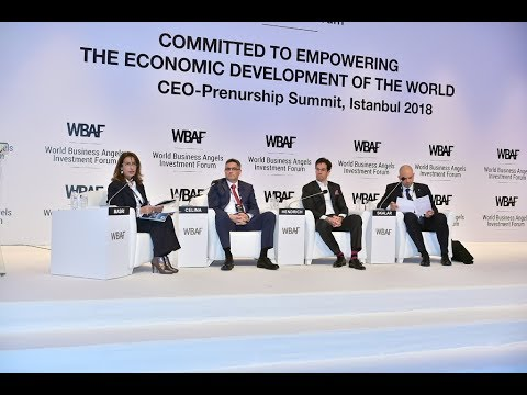 WBAF 2018 Panel: Which is better for CEOs? Investing in start-ups or investing in scale-ups?
