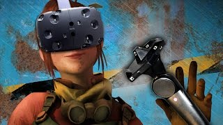 Hover Junkers is VR ONLY